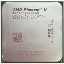 AMD Phenom II X2 560 Dual-Core 3.3GHz Socket AM3 CPU